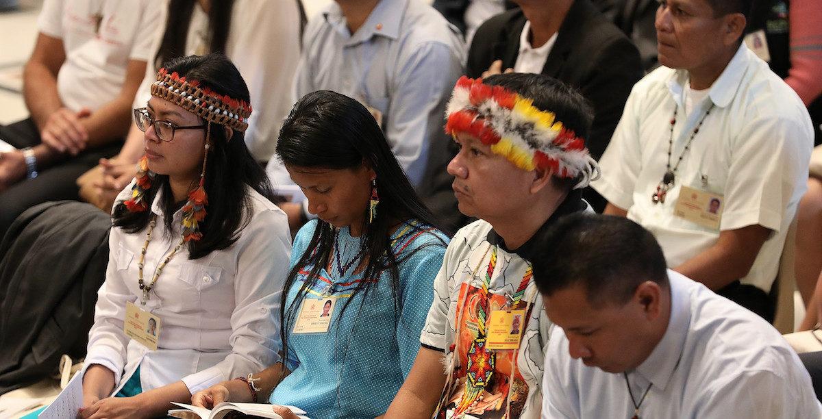 Sínodo dos Bispos. Amazónia. Indígenas
