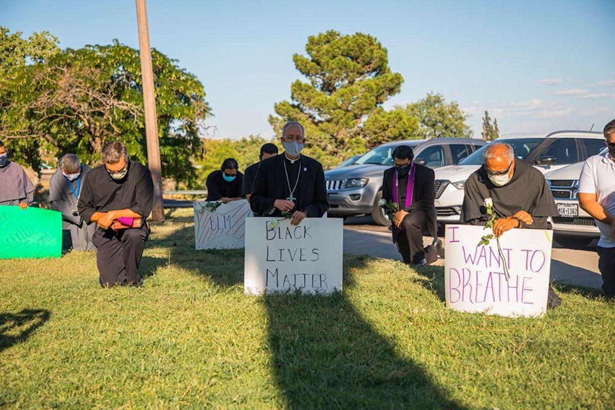 El Paso. Bispo. Racismo