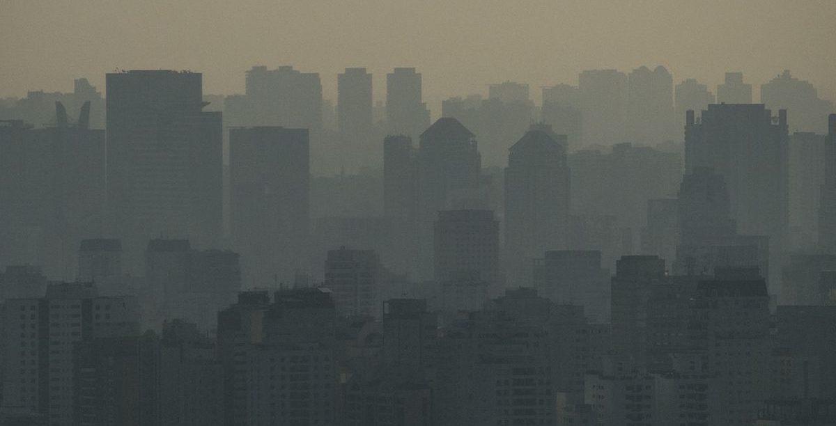 Ambiente. Atmosfera. Poluição. São Paulo.