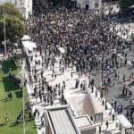 """""""Não há paz sem justiça"""" - milhares contra o racismo em Portugal, na Europa e no mundo"""