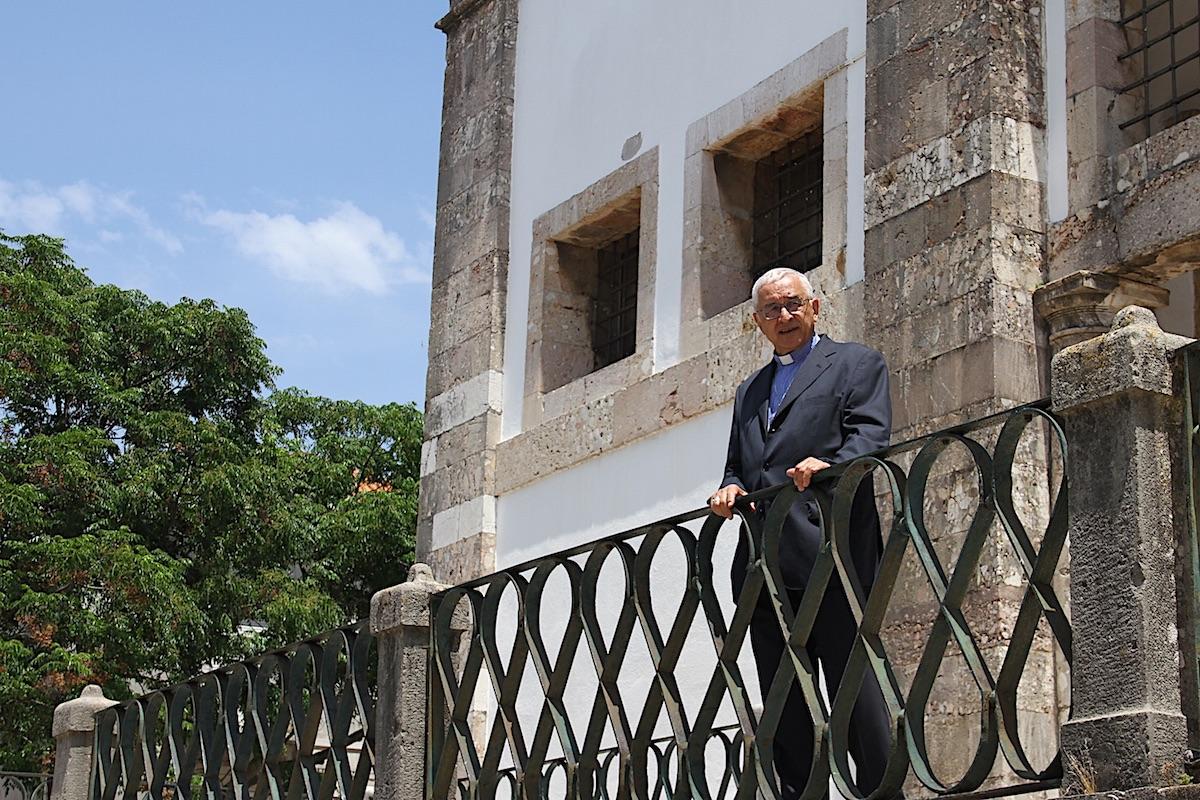 Bispo de Setúbal. José Ornelas.