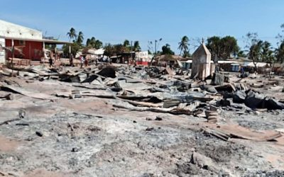 """Moçambique: População de Cabo Delgado """"aterrorizada"""" e em fuga"""