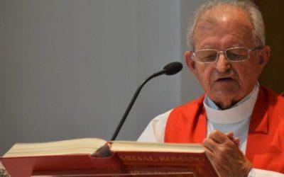 Funeral do padre Mário Tavares esta segunda-feira em Câmara de Lobos