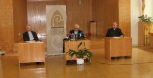 Conferência Episcopal. José Ornelas.