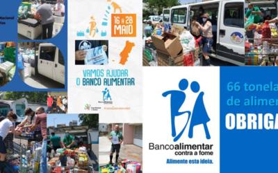 Escuteiros angariaram 66 toneladas de alimentos para o Banco Alimentar Contra a Fome