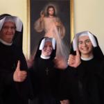 """Freiras, padres e bispos viram """"rappers"""" para apoiar luta contra a covid-19"""