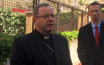 Bispos e mais de mil padres na Alemanha contestam a negação do Vaticano à bênção das uniões homossexuais