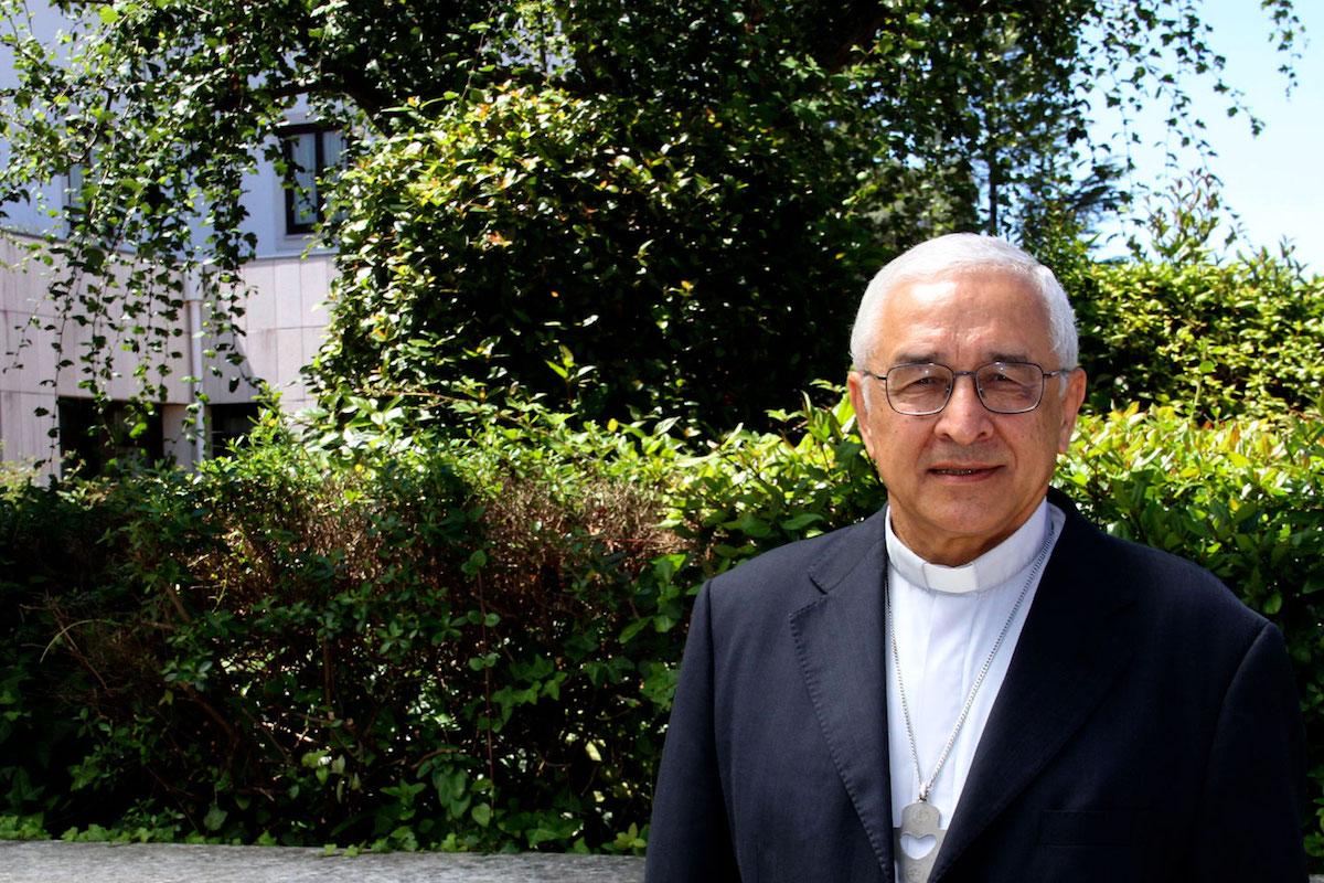 José Ornelas, bispo de Setúbal. Presidente da CEP eleito 16 Junho 2020