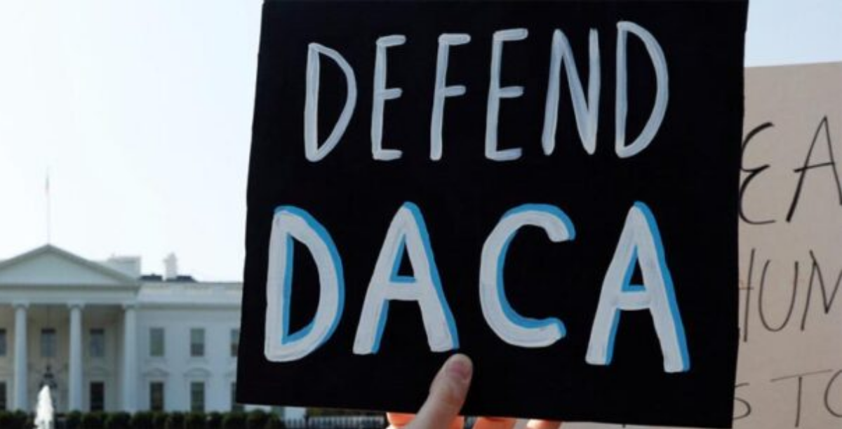 manifestacao migrantes DACA EUA, Foto Vida Nueva sem creditos