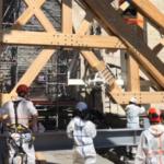 "Arranca fase decisiva e ""muito delicada"" das obras da catedral de Notre-Dame"