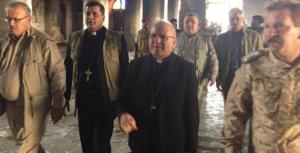 patriarca caldeu louis raphael sako Foto ACN