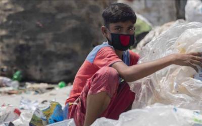 Trabalho infantil em risco de aumentar pela primeira vez em 20 anos