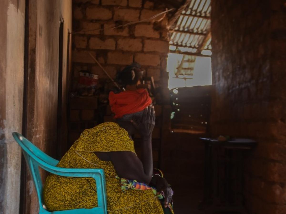 fome africa mulher Foto ONU Alexandre Soares