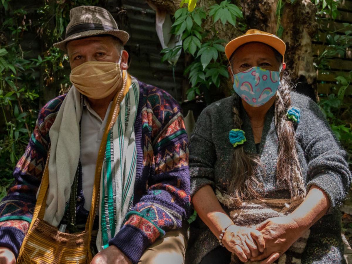 indigenas Colombia covid 19, Foto_ PAHO_Karen González Abril