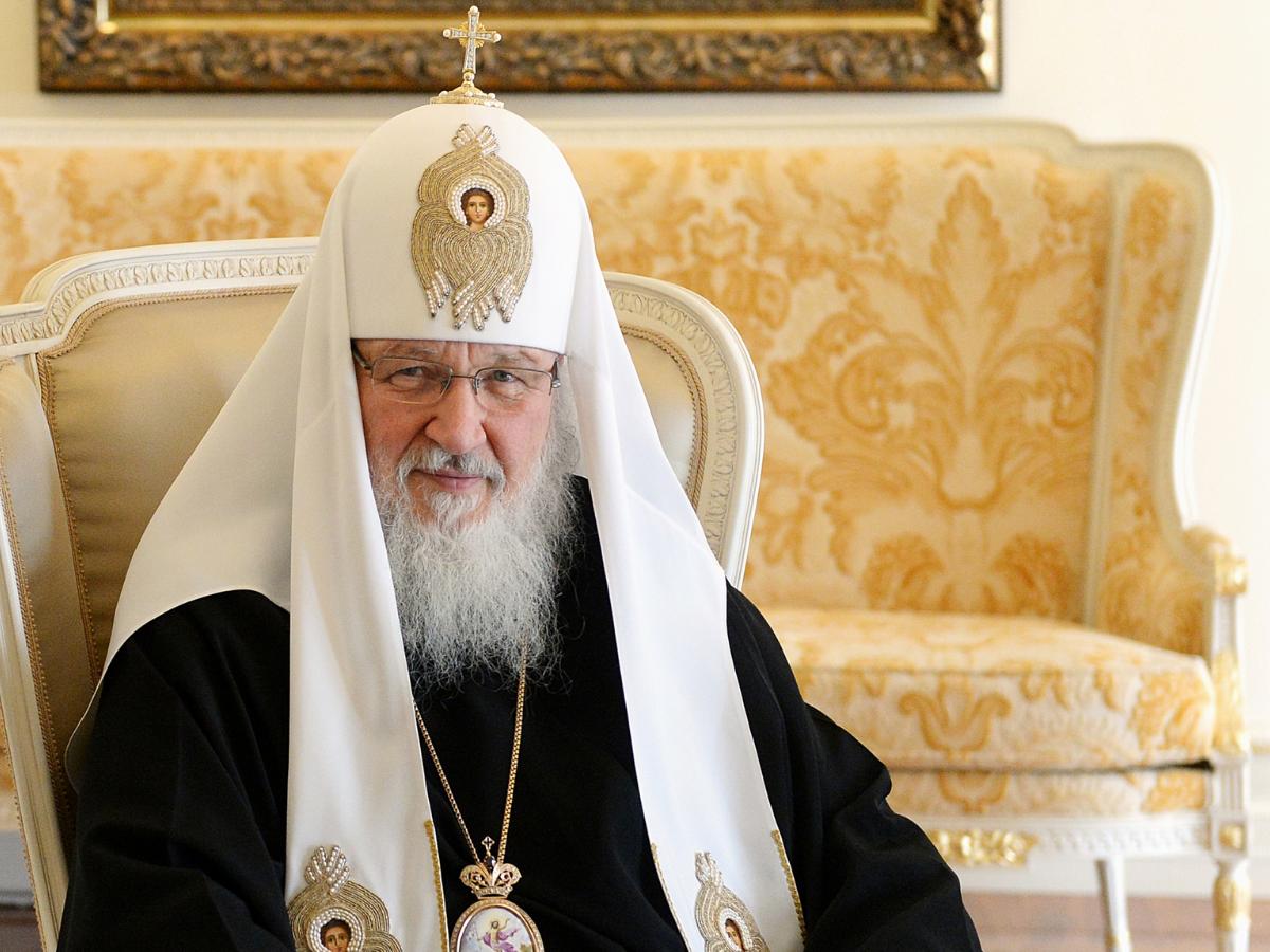 patriarca cirilo igreja ortodoxa russa. Foto_ Oleg Varov_Igreja Ortodoxa Russa