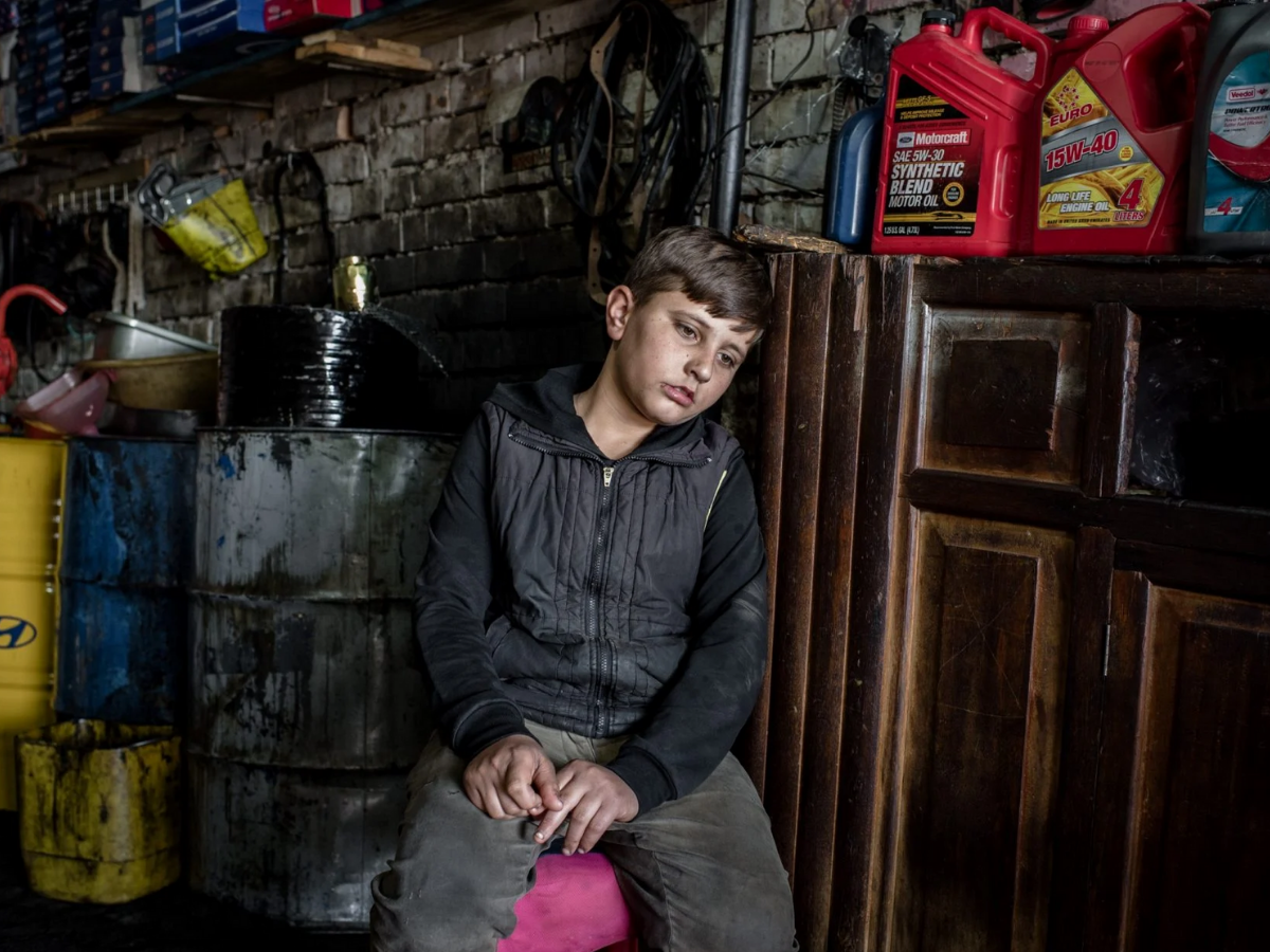 trafico humano, Foto ONU