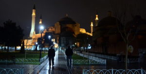 Hagia Sophia. Istambul.