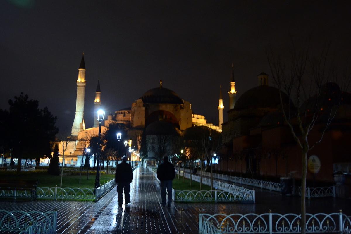 Hagia Sophia. Istambul