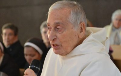 Morreu o dominicano frei Mateus Peres, teólogo moral e exímio pregador