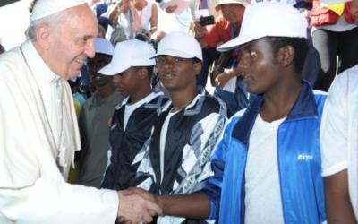 Papa assinala sete anos da viagem a Lampedusa com missa especial online