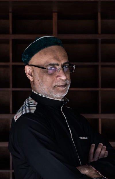 Xeque David Munir, imã da Mesquita Central de Lisboa