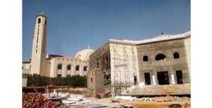 mesquita e igreja no egito, Foto Copts Today