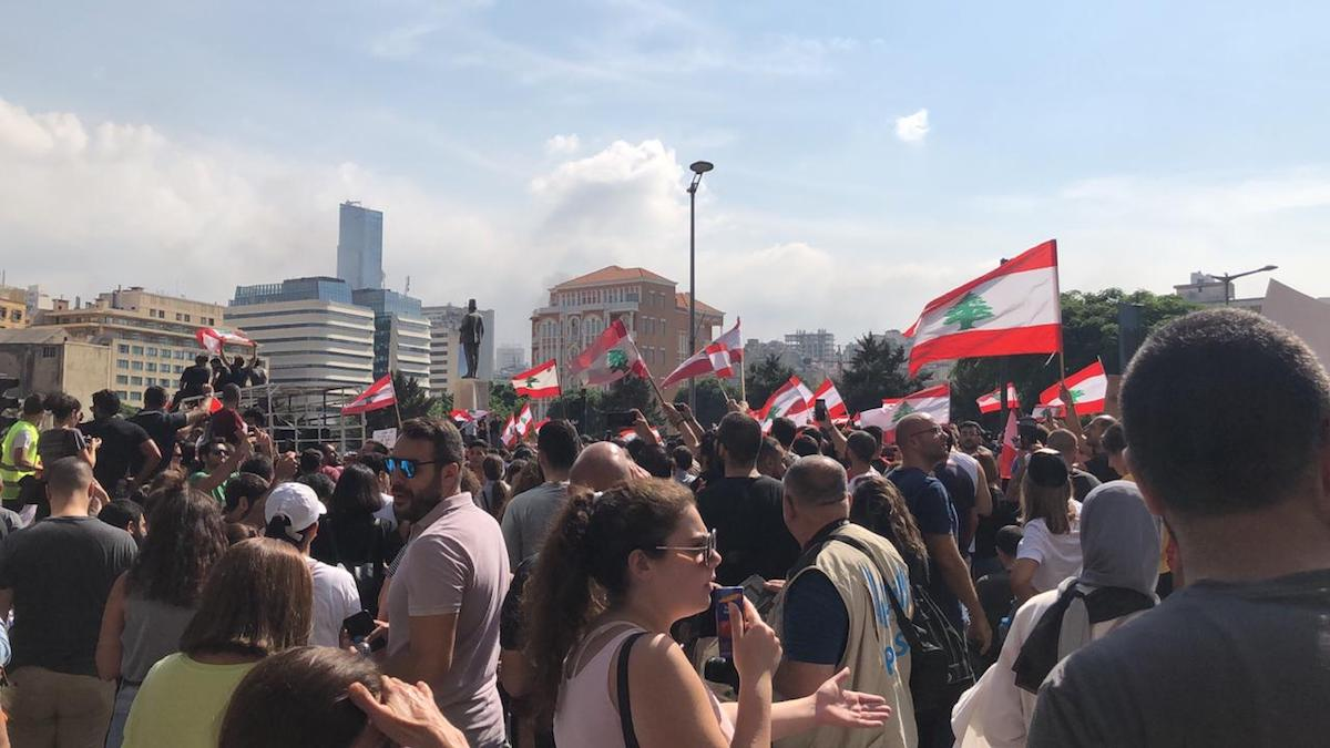 Líbano.