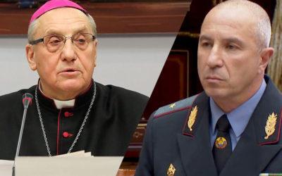 Arcebispo de Minsk pede encontro com ministro para evitar mais violência
