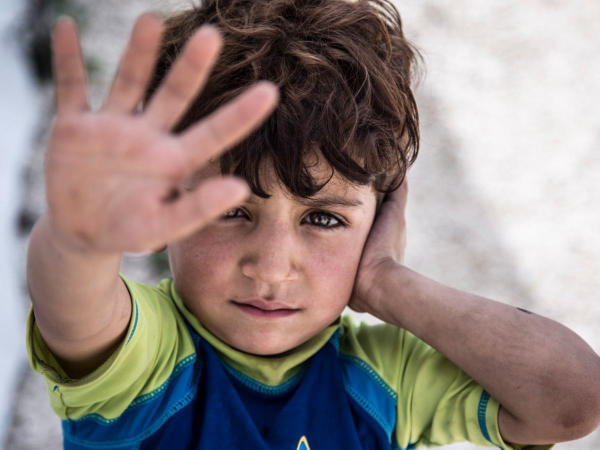 crianca libano, Foto_ Save the Children