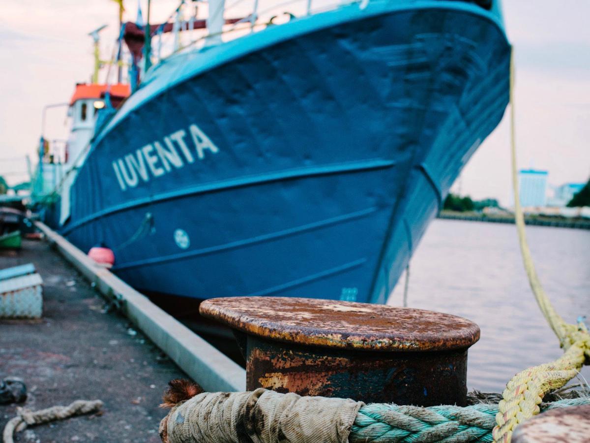 navio migrantes iuventa, Foto_ JUGEND RETTET