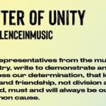 Mais de 700 músicos britânicos unidos contra o racismo