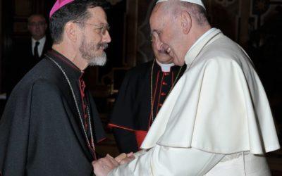 """Bispo de Pemba ao 7MARGENS depois do telefonema do Papa e dos ataques que tem sofrido: """"Continuarei a fazer aquilo em que acredito"""""""