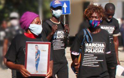 Polícia angolana acusada de matar jovens por causa do estado de emergência
