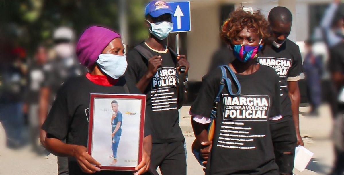 Angola. Polícia. Violência policial. Jovens. Direitos humanos