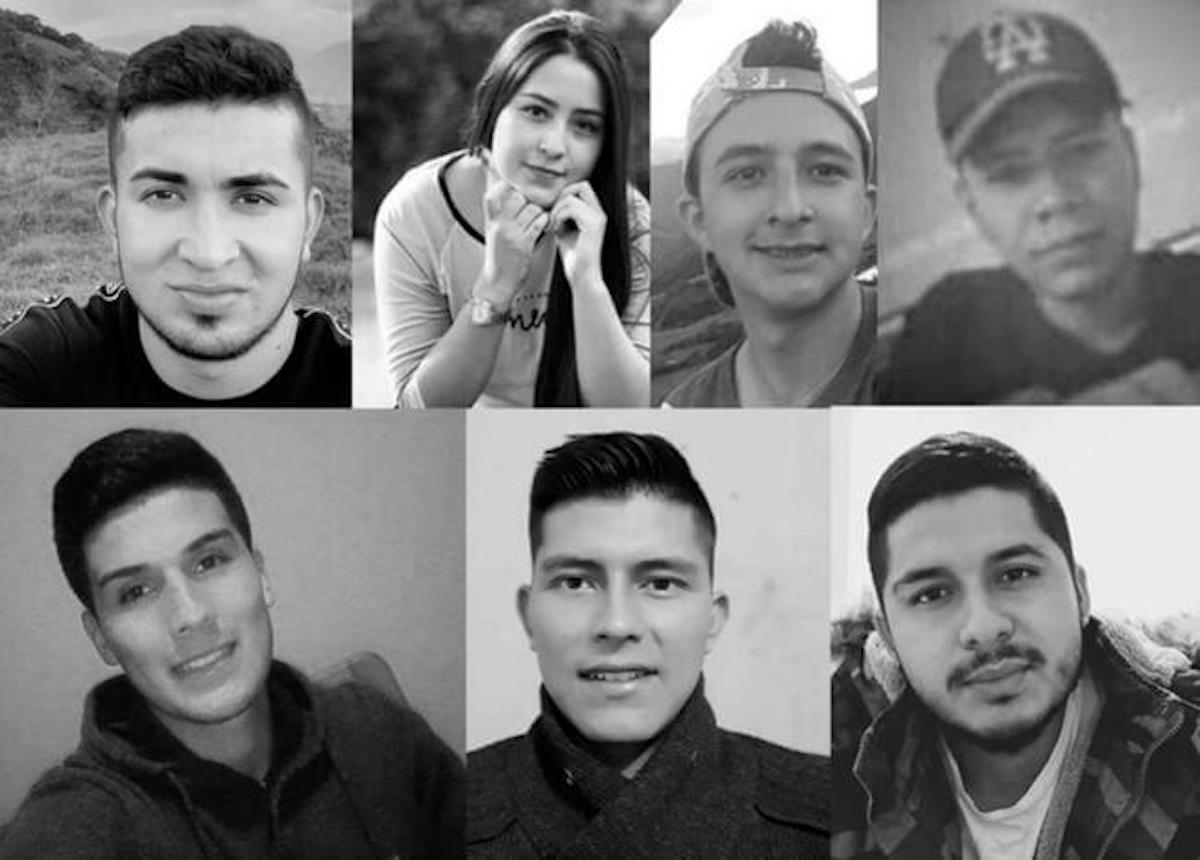 Jovens. Crimes. Violência, Colômbia