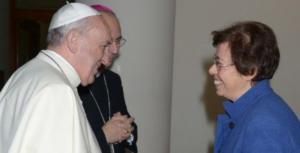 mulheres vaticano francesca di giovanni, Foto Vatican News