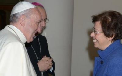 Número de mulheres em cargos de liderança no Vaticano aumentou 70% com Francisco