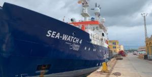 navio resgate sea watch, Foto_ Seawatch.org