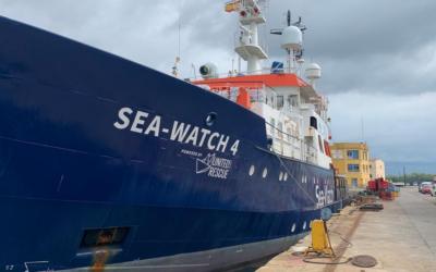 Navio de resgate apoiado pela Igreja Protestante prestes a partir para o Mediterrâneo