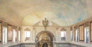 Igreja de Santa Isabel. Lisboa.