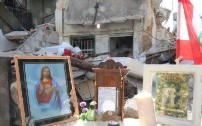 Um apelo ecuménico em favor das necessidades urgentes do Líbano