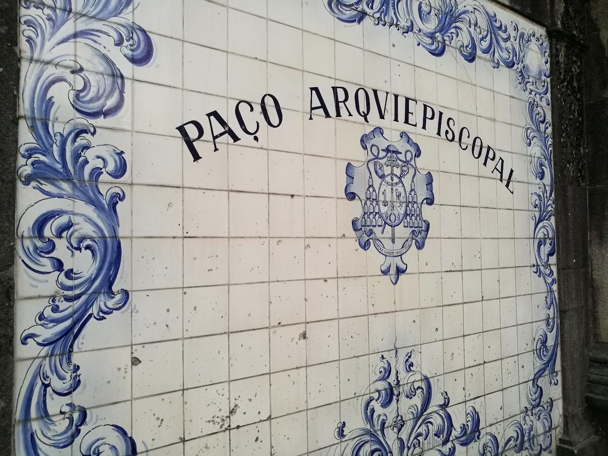 Paço Arquiepiscopal. Braga