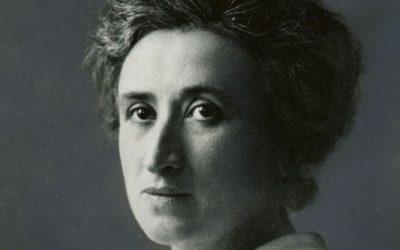 Rosa Luxemburg: revolucionária, pacifista, um ser humano total