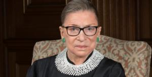 Ruth Bader Ginsburg, Foto: Supremo Tribunal dos EUA.