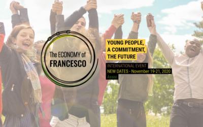 """""""AEconomiadeFrancisco: o Santo, o Papa e Nós"""" – um curso sobre pensamento social e económico católico"""