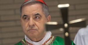 cardeal angelo becciu, Foto Vatican Media