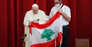 papa francisco oracao libano, Foto Vatican News