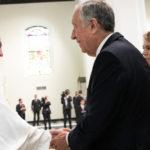 """Marcelo Rebelo de Sousa sobre a """"Fratelli Tutti"""": """"Coragem ilimitada. A Igreja Católica não se acomoda"""""""