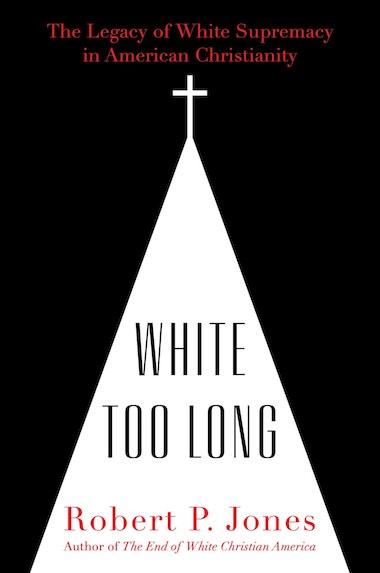Capa White Too long. Robert Jones
