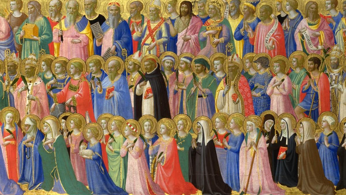 Fra Angelico, Todos os Santos